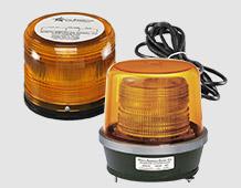 Automotive emergency lights