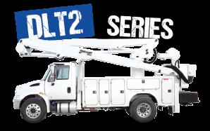 DLT2 Series boom/bucket truck